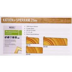 Schildersdoek 21 mm standaard maten